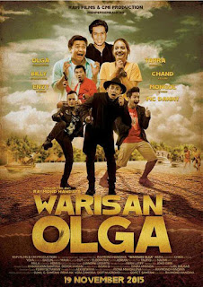 Download film Warisan Olga (2015) DVDRip Gratis