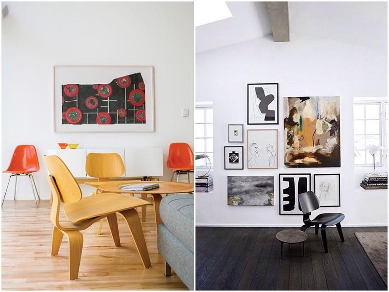 Silla MCW de Charles & Ray Eames