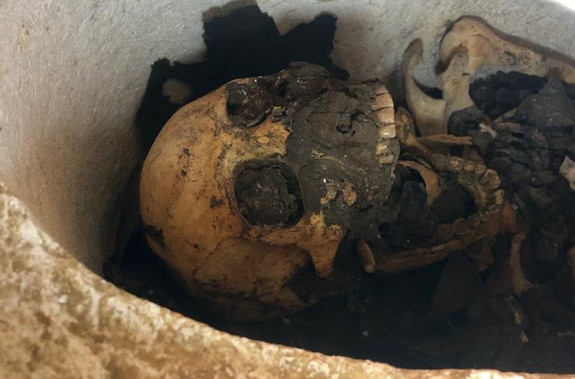 Egypt unveils 2,500-year-old mummy at forgotten cemetery