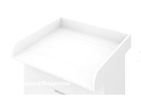 Vinci gratis 1 Polini Kids Superficie per il cambio per IKEA Malm, Hemnes e Nordli