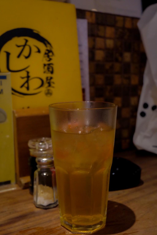 harga makanan kashiwa little tokyo