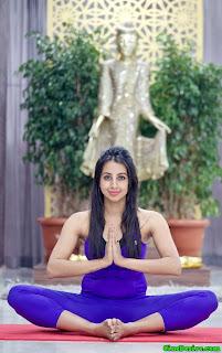 Sanjana Yoga Poshoot Stills 5.jpg