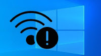 """Risolvere errore """"rete non identificata"""" su Windows"""