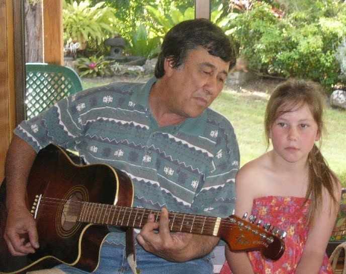 Lewen orn Norf'k - Living on Norfolk Island: An afternoon of song at