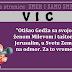 """VIC: """"Otišao Gedža sa svojom ženom Milevom i taštom u Jerusalim, u Svetu Zemlju, na odmor. Za to vreme..."""""""