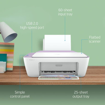 HP Deskjet 2331 Colour Printer, Scanner and Copier for Home/Small Office