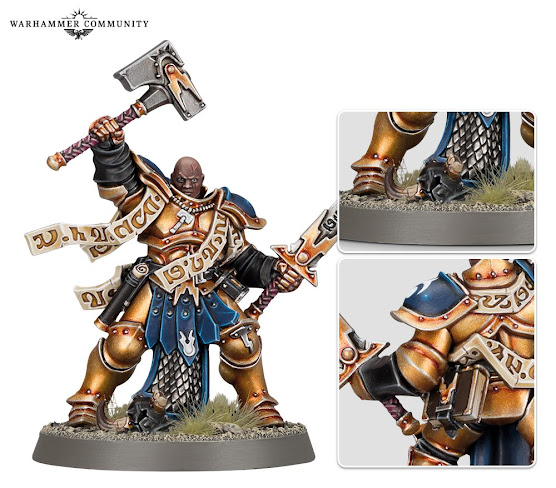 Knight-Questor Dacian Anvil