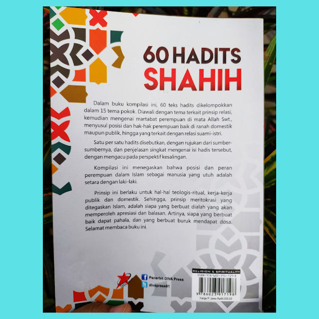 Review Buku 60 Hadits Shahih Tentang Hak-hak Perempuan Dalam Islam