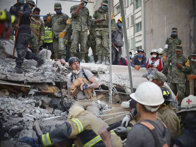 Over 250 dead in Mexico earthquake, Entire towns in Mexico flattened as scale of earthquake damage emerges