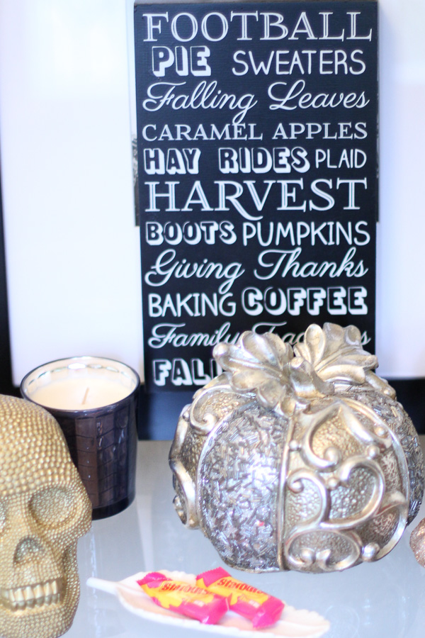 decorating for fall how to