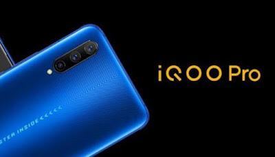 Kamera Vivo iQOO Pro 5G