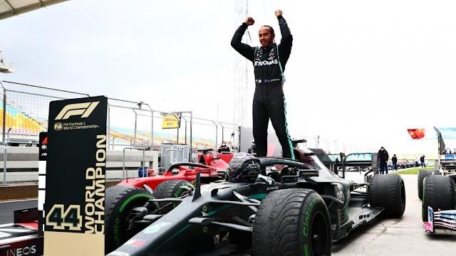 Formula 1 : Κέρδισε στην Τουρκία και έγραψε ιστορία ο Χάμιλτον με 7 πρωταθλήματα