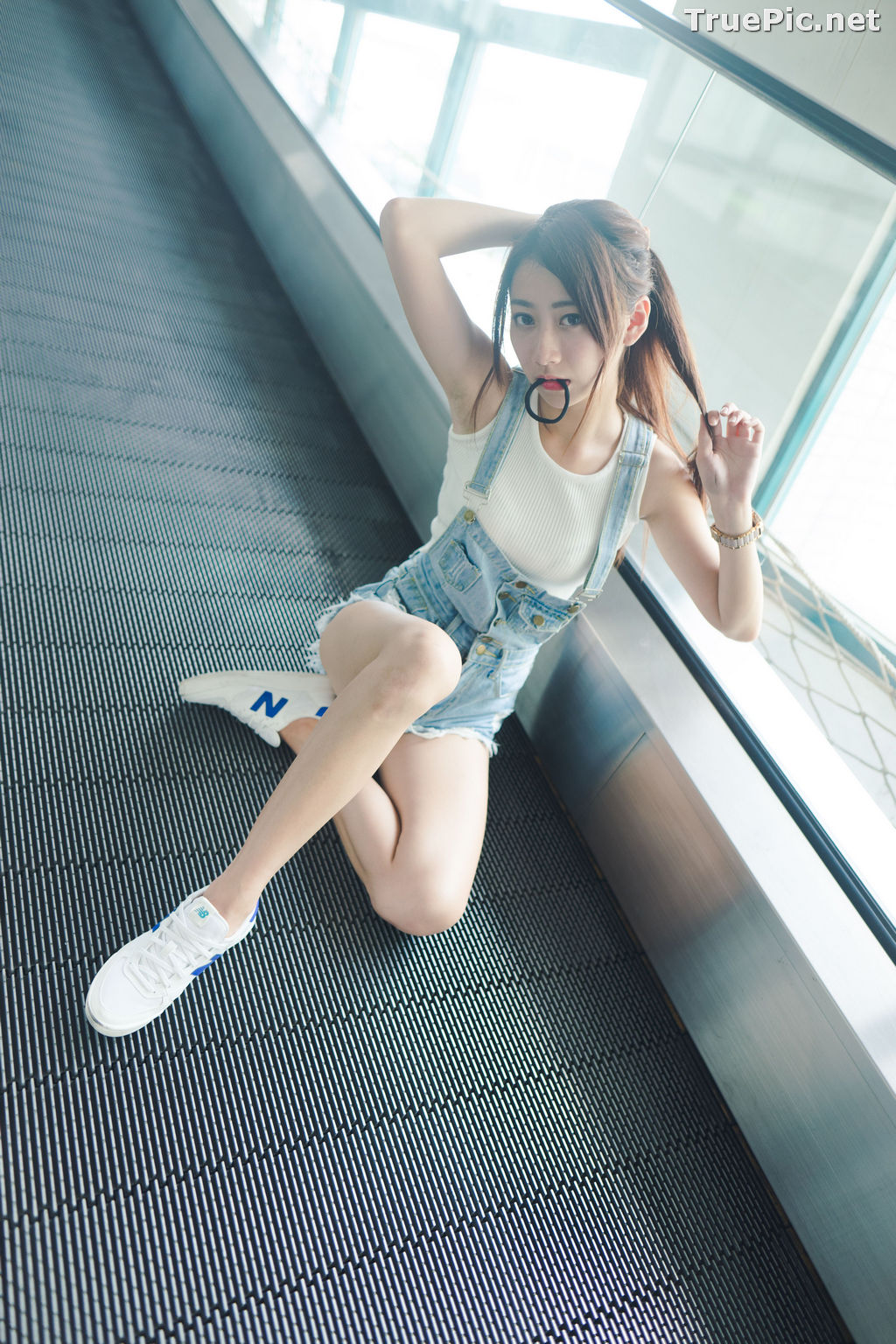 Image Taiwanese Hot Model - Sexy Kendo Girl - TruePic.net - Picture-55