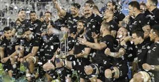 RUGBY - The Rugby Championship 2018: Los All Blacks afianzan su sexto título en la quinta jornada tras perder su racha ganadora de 9 años en la cuarta