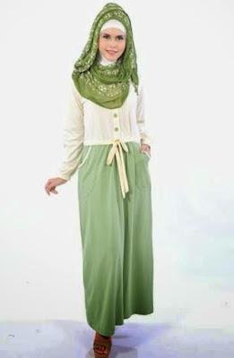 Model Busana Muslim Gamis Modern