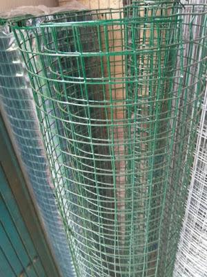 Kawat Loket PVC Jakarta Murah Harga Pabrik
