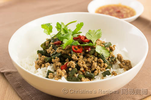 Thai Pork Mince with Rice02
