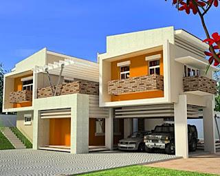 desain rumah minimalis 2 lantai ok - rumah interior lampung