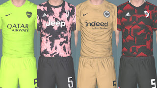 PES 2017 New Season 2019/2020 Kitpack Version 2.0