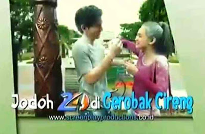Daftar Nama Pemain FTV Jodoh 24 di Gerobak Cireng SCTV Lengkap