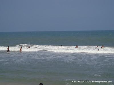 Pulicat Beach