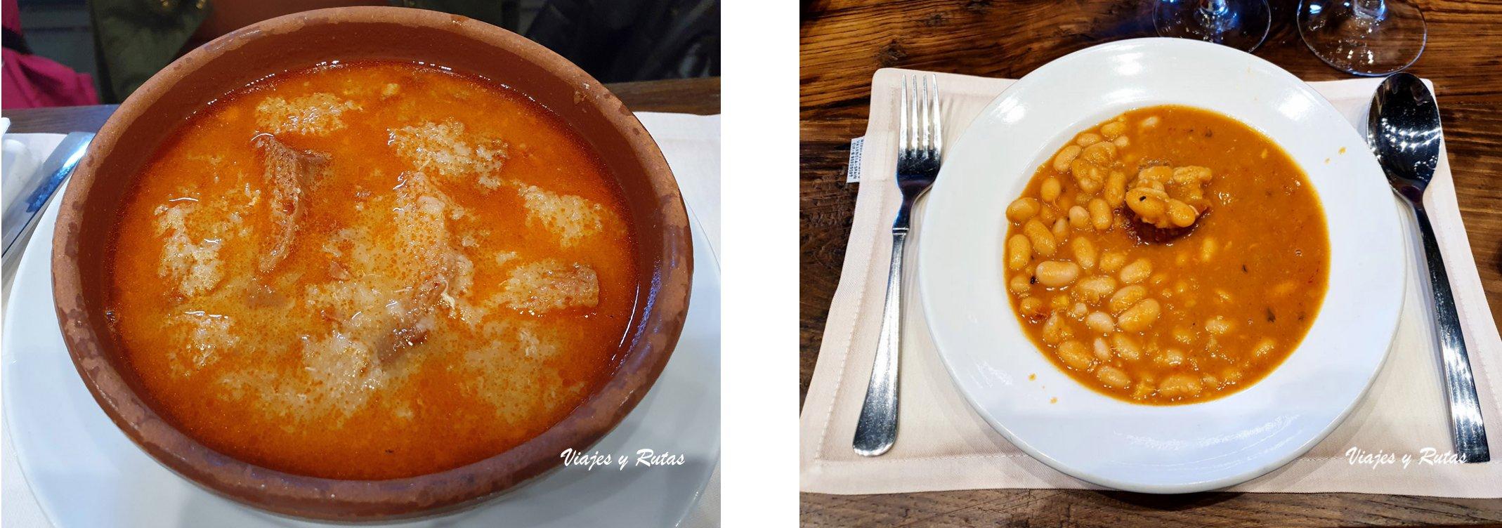 Restaurante El Convento de Mave
