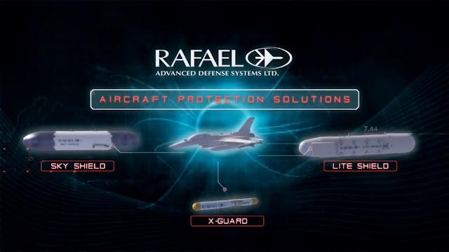 نظام التشويش الاسرائيلي AIR EW Systems