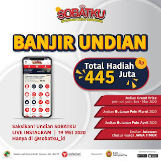 Program Hadiah Sobatku