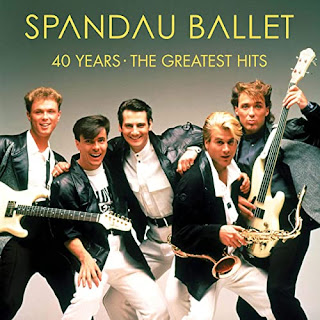 Spandau Ballet as they looked 40 years ago