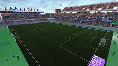 PES 2020 Stadium de la Mosson