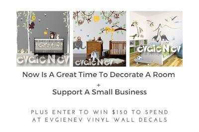 EvgieNev Giveaway Ends 4/12