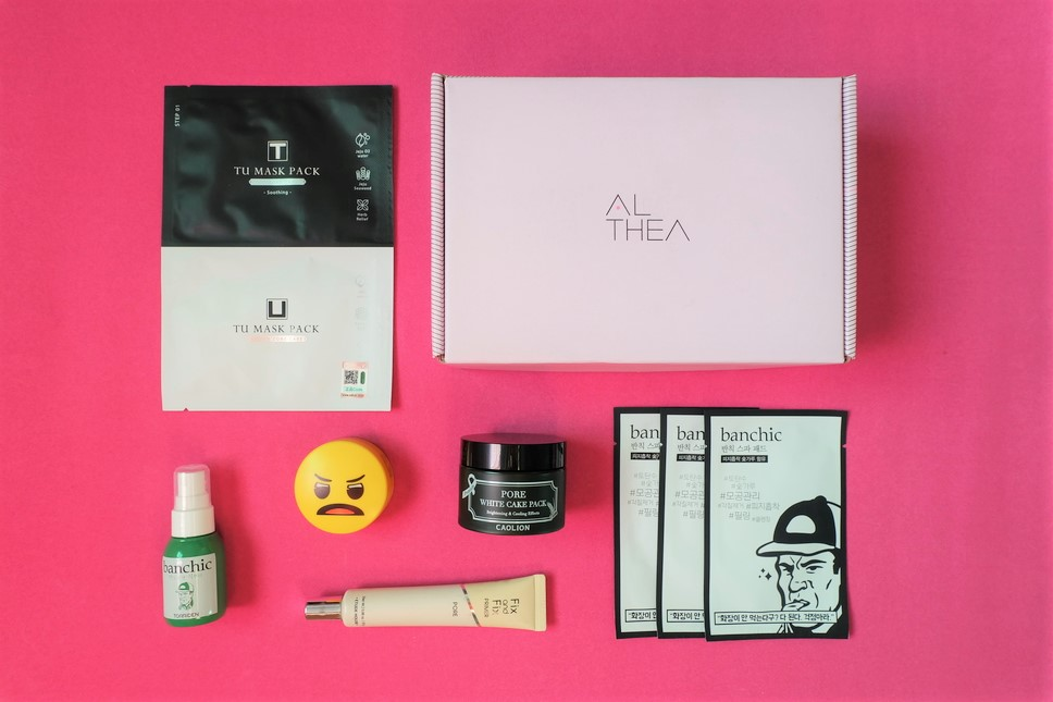 Althea Korea Trendy Dis-a-pore Box