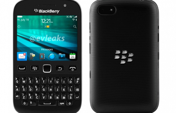 Official: BlackBerry Announces BlackBerry Bold 9720