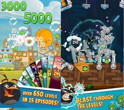 Angry Birds Hacked Apk Download For Free