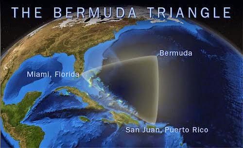 Bermuda Şeytan Üçgeni Nedir? Bermuda Şeytan Üçgeni'nin Sırrı Nedir?