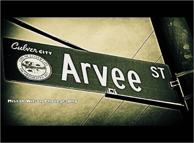 Arvee Street, Culver City, California by Mistah Wilson Photography