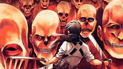 Benarkah Anime Attack on Titan Bakal Mempunyai Original Ending?