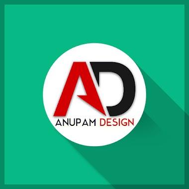 AD - Anupam Design New Logo 2019