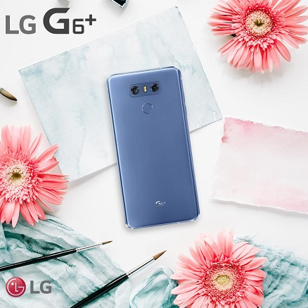 LG G6+ Now in the Philippines for Php32,990; Now with 128GB ROM and Facial Recognition Technology