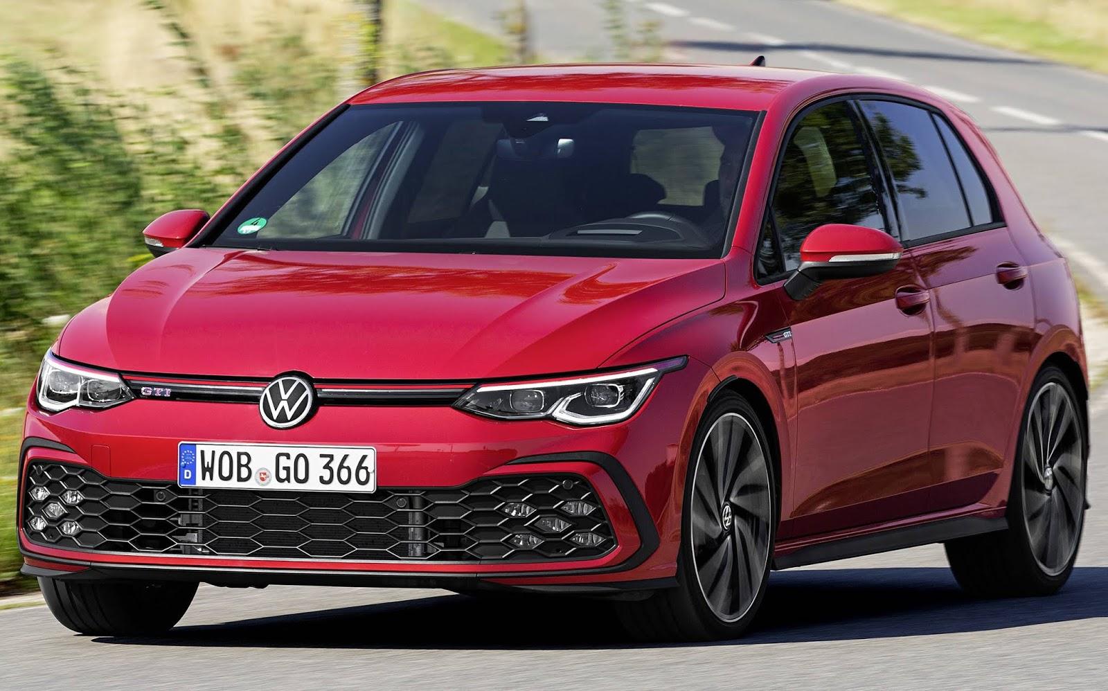Volkswagen supera Stellantis e recupera liderança na Europa em abril