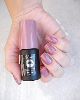 Esmalte Rosa Top Nati Cosmetica