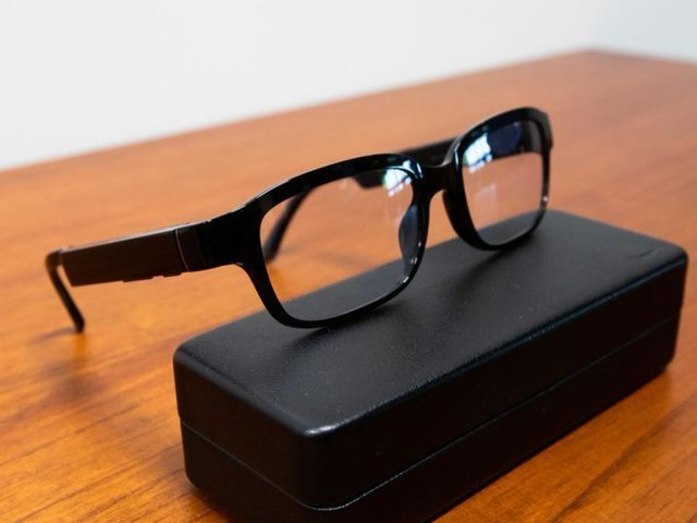 Alexa smart glass and smart ring by Amazon(Echo frame)