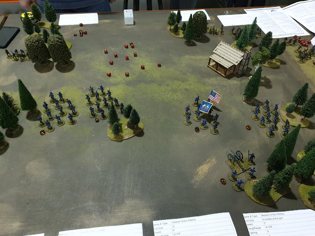 rebels and patriots osprey games review play through acw