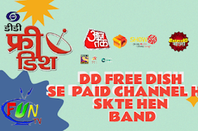 Is DD Free Dish going to Remove All Paid Channels ??