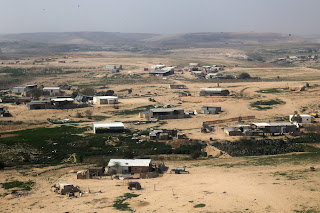 Unrecognized Bedouin villages in the Israeli Negev