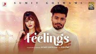 Feelings Lyrics Sumit Goswami