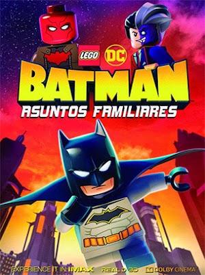 LEGO DC Batman: Asuntos Familiares [1080p/720p] [Latino] [Mega - Mediafire]