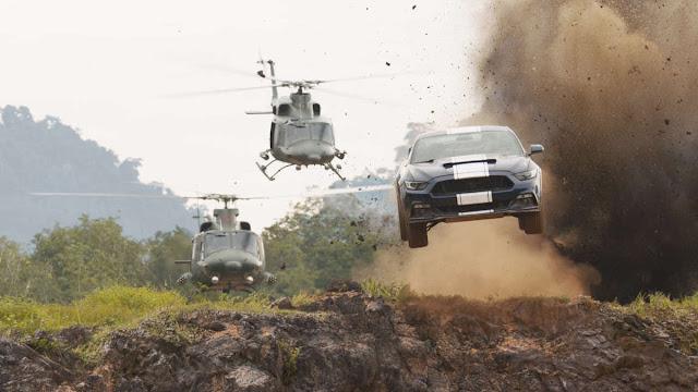 vroom vroom helicopter