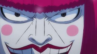 ワンピースアニメ 993話 ワノ国編   ONE PIECE 黒炭カン十郎 Kurozumi Kanjuro