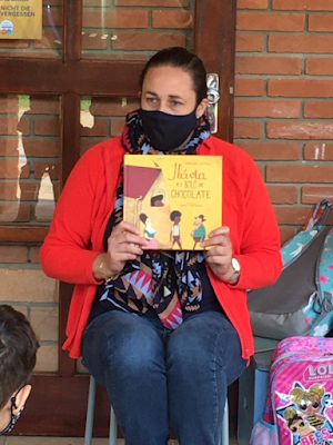 The Nationwide Reading Day at Colégio Humboldt